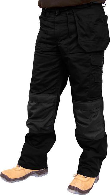 Click Premium Multi Pocket Work Trousers  Thumbnail 2