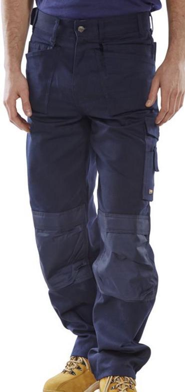 Click Premium Multi Pocket Work Trousers  Thumbnail 7
