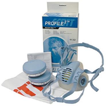 Scott Safety P3 Respirator Mask Kit