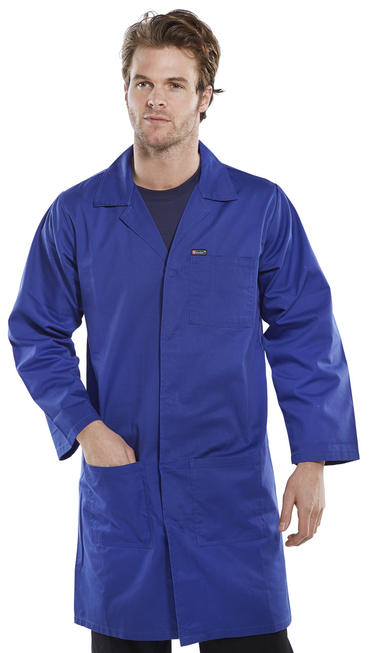 Warehouse Jacket/Lab Coat Thumbnail 8