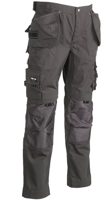 Herock Dagan Multipocket Work Trousers Cargo Pants Cordura Knee Pad Pockets