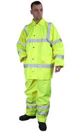 Hi Viz Waterproof Suit