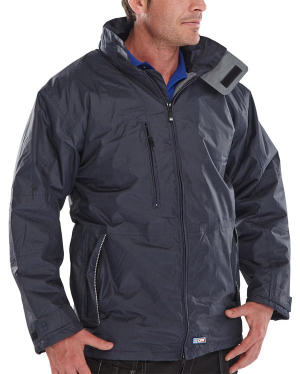 Mercury Jacket Coat Navy Blue or Black Small 5XL B Dri Weatherproof MUJ