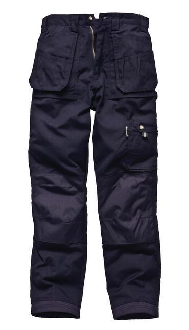 Dickies Eisenhower Trousers Black/Navy Thumbnail 2