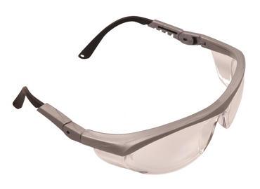 B Brand Utah Safety Glasses Clear