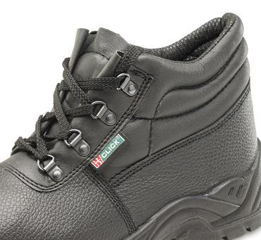 Chukka Safety Boot Steel Toe & Midsole Thumbnail 2