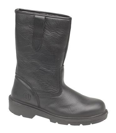 Amblers Safety Rigger Boots Black FS224