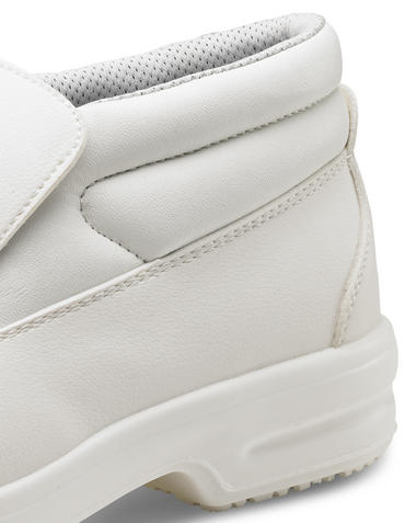 White Caterer's Safety Boots Thumbnail 2