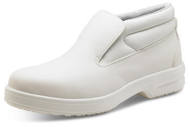 White Caterer's Safety Boots