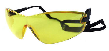 Bolle Viper Safety Glasses Yellow