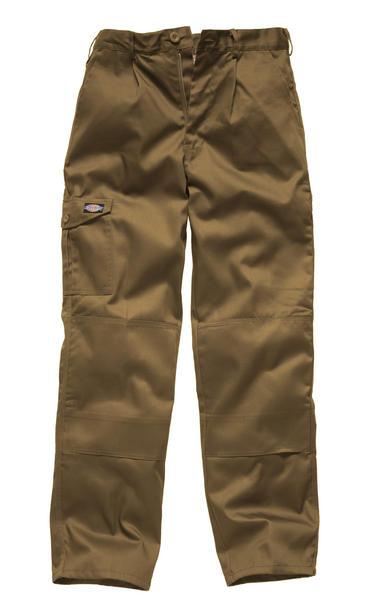 Dickies Super Redhawk Trousers WD884 Khaki/Green