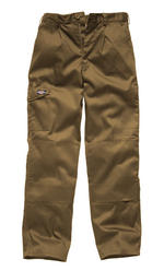 Dickies Super Redhawk Trousers WD884 Khaki/Green