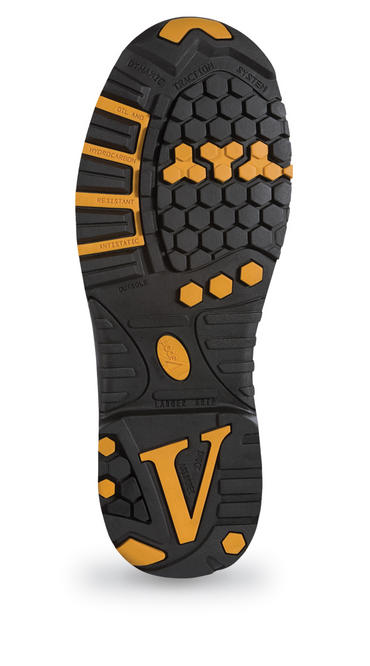 V12 Track Metal Free Safety Boots Thumbnail 2