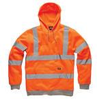 Dickies SA2001 Hi Viz Hoodie Orange