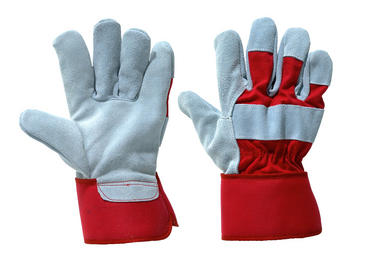Canadian Red High Quality Rigger Gloves 10 Pack