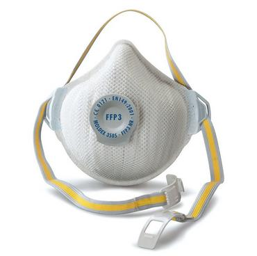 Moldex M3505 Dust Masks 5 Pack P3 Valved