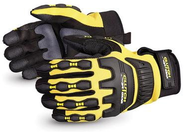 Superior Kevlar Mechanics Impact Gloves
