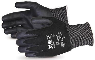Superior Emerald CX Nitrile Palm Cut Resistant Gloves