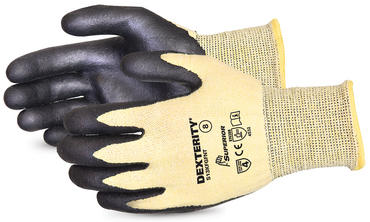 Superior Dexterity Level 5 Cut Resistant Nitrile Palm Glove