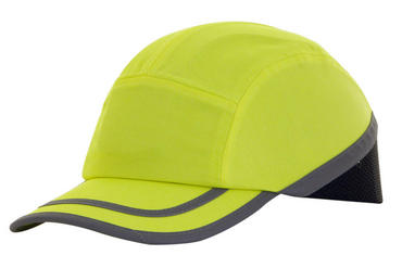 B Brand Safety Baseball Bump Cap High Viz Thumbnail 2