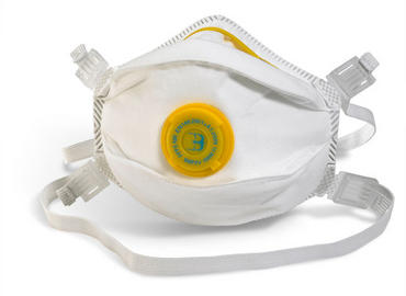 B Brand P3 Valved Dust Masks 60 Pack