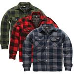 Dickies Portland Padded Work Shirts - 3 Colours