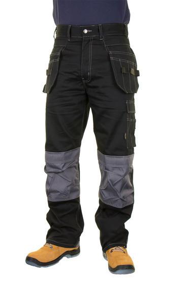 Click Kington Trousers Black