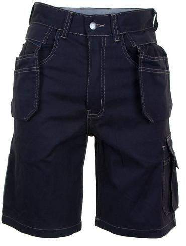 Click Grantham Work Shorts Navy