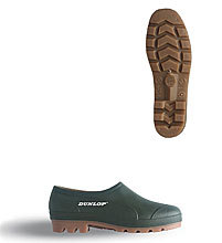 Green-Golosh-Welly-Shoes-By-Dunlop-Ideal-For-Garden