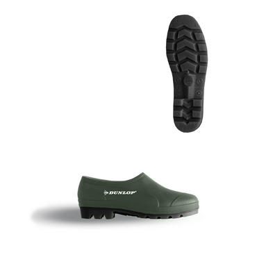 Green Golosh Welly Shoes