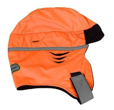 Scott HXZH Zero Hood Winter Helmet Liner Hi Viz