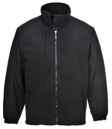 Portwest Buildtex Fleece Black F330