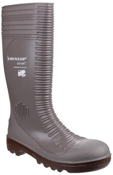 Dunlop Acifort Concrete Safety Welly