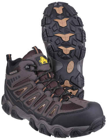 Amblers AS801 Rockingham Safety Hiker Boots Thumbnail 3