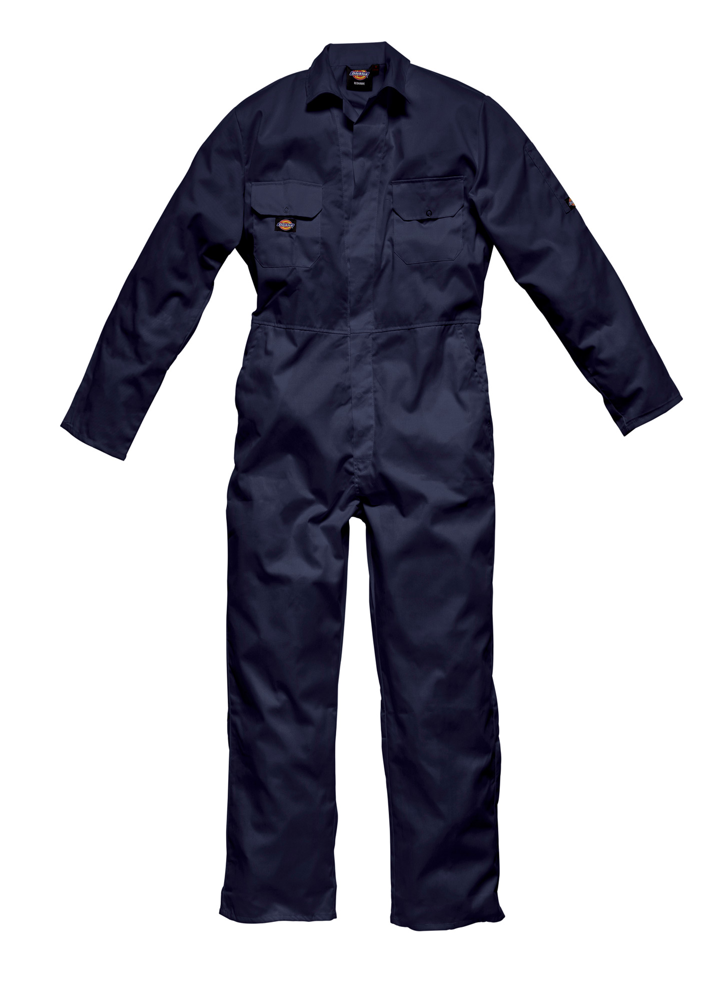 Dickies Clothes. Dickies has developed an innovative clothing line that encompasses everything from jackets, coats, work pants, shorts and shirts, to denim jeans, overalls, coveralls and medical scrubs that all deliver great value!