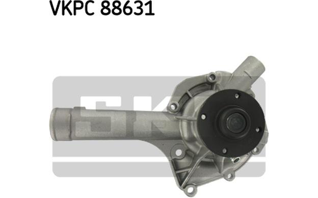 wasserpumpe skf f r mercedes benz slk 230 kompressor 200. Black Bedroom Furniture Sets. Home Design Ideas