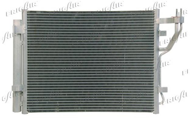 frigair kondensator klimaanlage f r hyundai i30 1 6 crdi. Black Bedroom Furniture Sets. Home Design Ideas