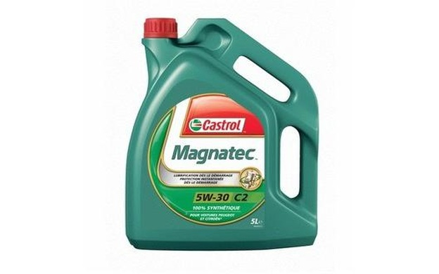 castrol magnatec synth tique sae 5w30 c2 huile moteur 5. Black Bedroom Furniture Sets. Home Design Ideas
