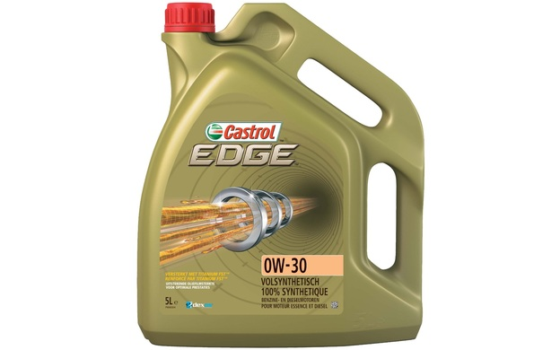 castrol edge titanium long life 04 synth tique sae 0w30 huile moteur 5l 1533dc ebay. Black Bedroom Furniture Sets. Home Design Ideas