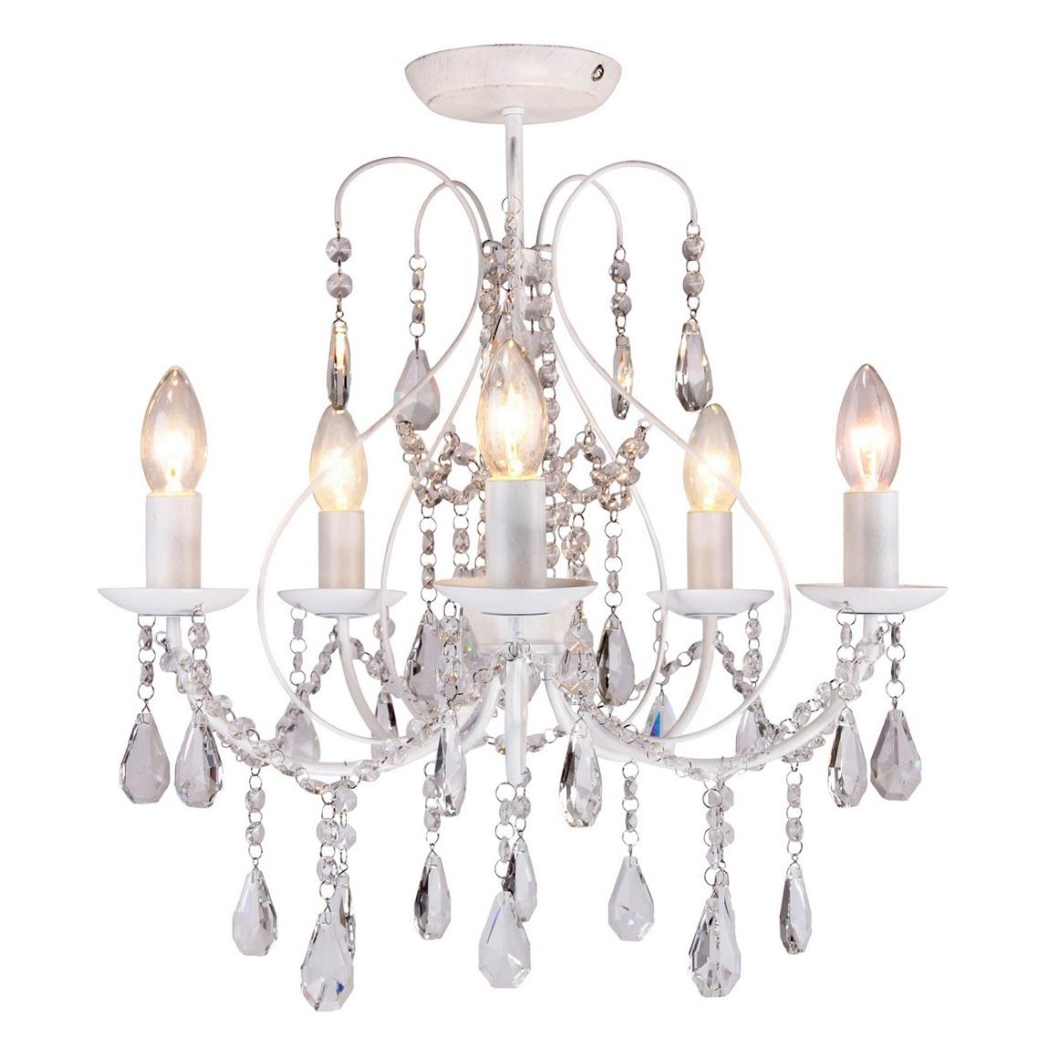 Debenhams Home Collection Katherine Flush Ceiling Light