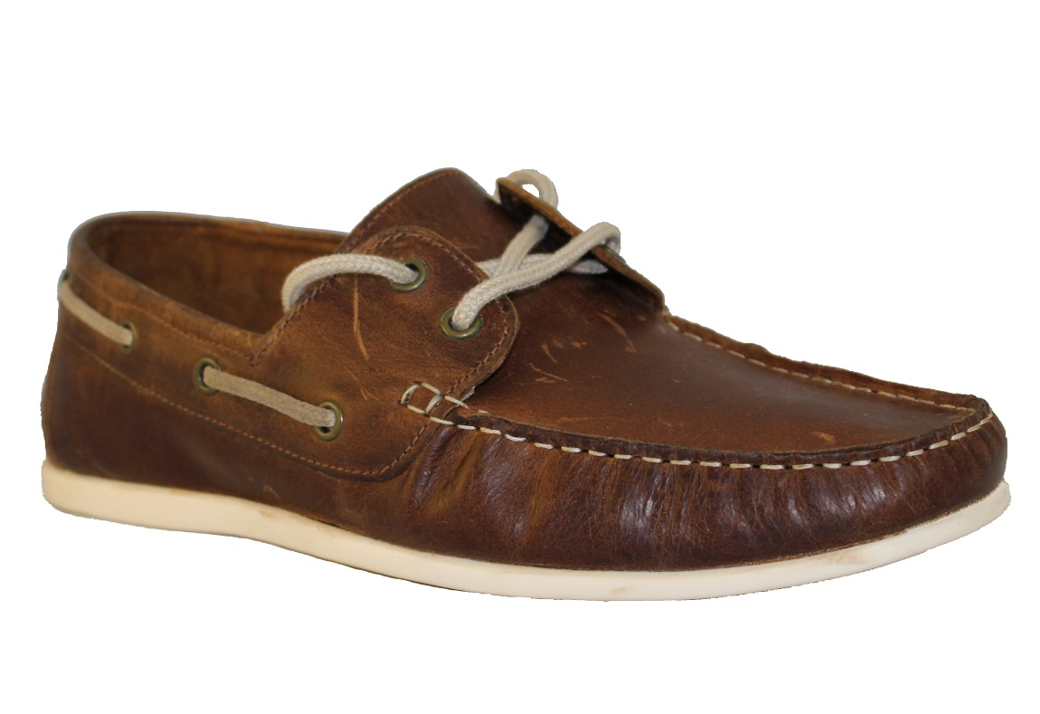 Red Herring Boat Shoes