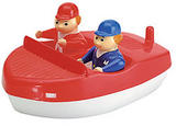 Aquaplay Motorboat And Figures
