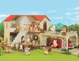 Sylvanian Families Maple Manor With Carport