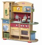 Little Tikes Cookin' Creations Wood Kitchen