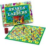 Snakes & Ladders by Toy Brokers