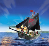 Playmobil Pirate Ship With RC Underwater Motor Limited Edition
