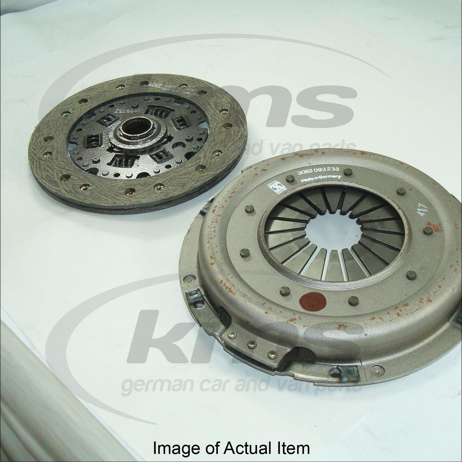 clutch kit w124 300d td m603 85 89 228mmx26 mercedes e
