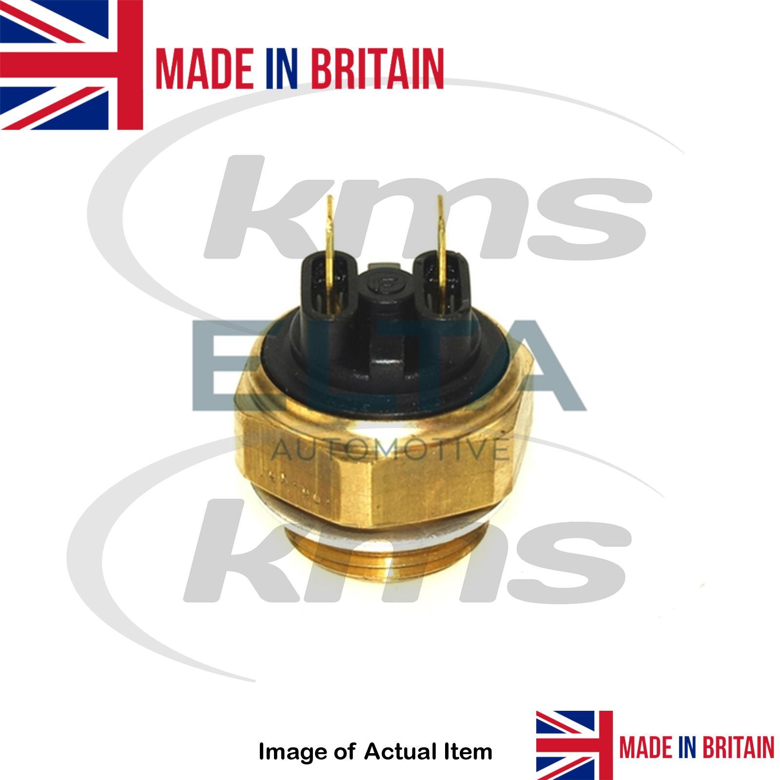 Nuevo Genuino Elta Radiador Ventilador De Refrigeración Temperatura Interruptor EV2027 Calidad Superior