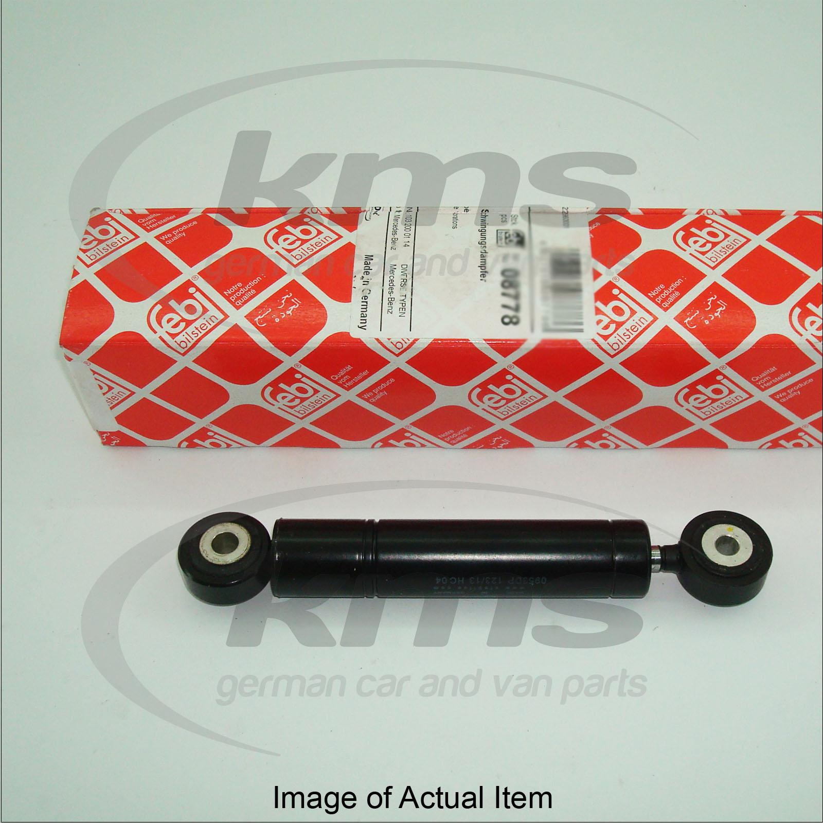 Poly v belt damper 300sl m103 85 89 mercedes c class for Poly v belt for mercedes benz