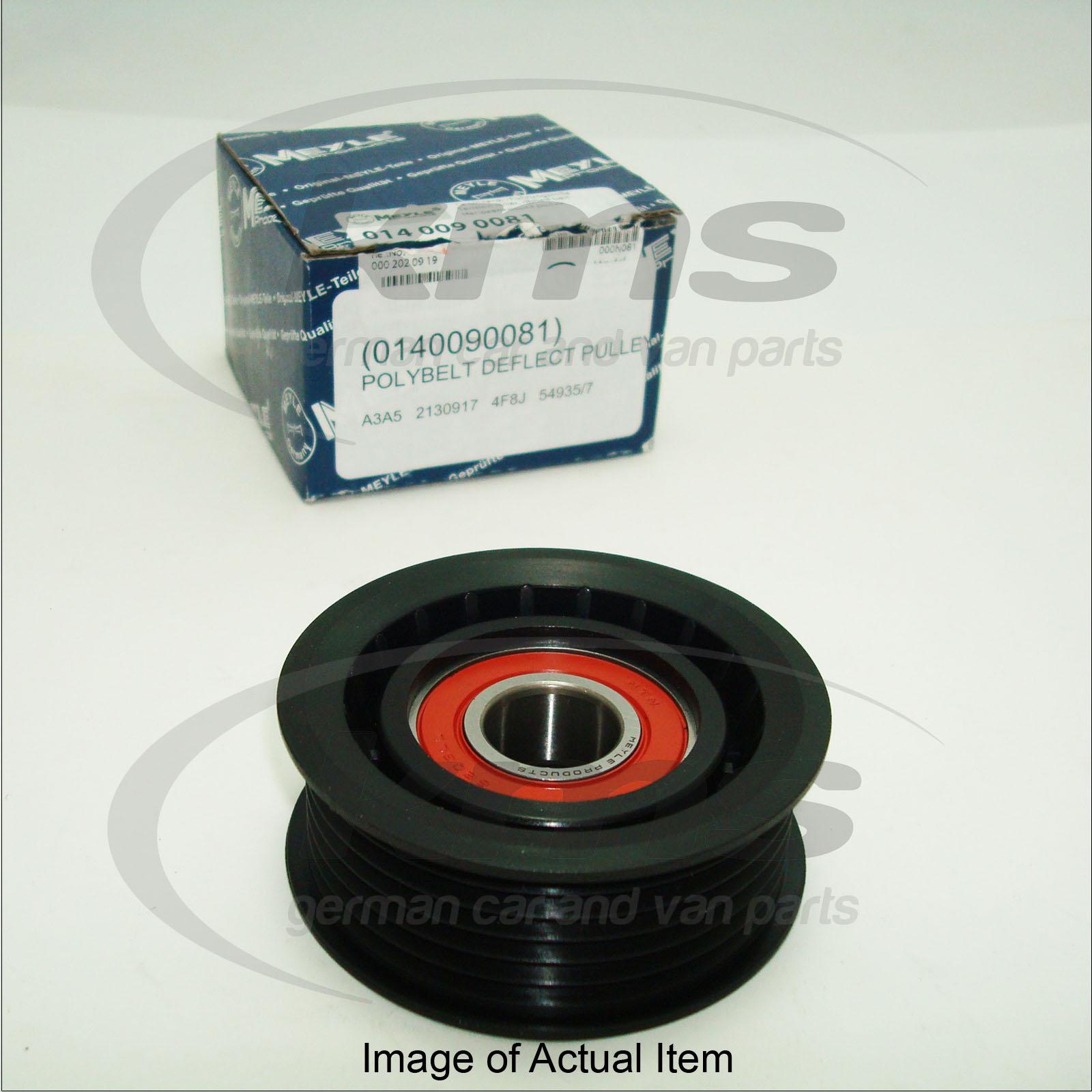 Poly v belt deflect pulley w210 w202 240 320 a4 2 5tdi v6 for Poly v belt for mercedes benz